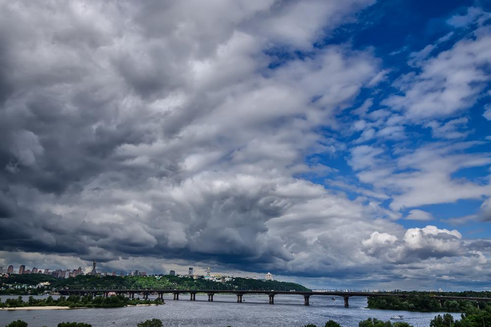 Облачный Киев