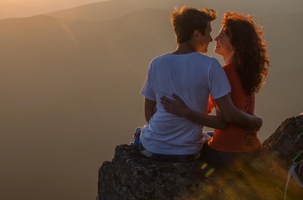 Любовь, солнце и Карпаты